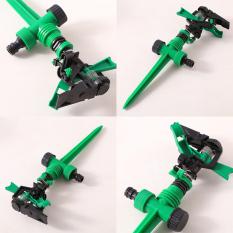 Garden Metal Spike Selang 360 Derajat Adjustable Rotating Air Nozzle Sprinkler Tiongkok