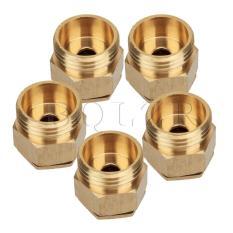 Toko Garden Misting Brass Nozzles Set Of 5 Gold Termurah Di Tiongkok