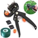 Jual Garden Tree Pro Pruning Shears Scissor Grafting Cutting Tool 2 Blades 1 Tape Intl Antik