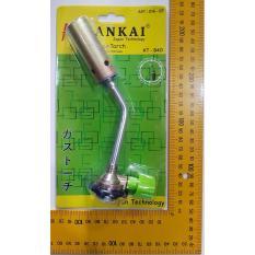 Jual Gas Torch Alat Kepala Las Korek Tabung Besi Tembaga Gas Kt 840 Nankai No Brand Branded