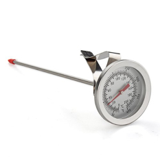 Jual Gauge Bbq Probe Thermometer Stainless Steel Makanan Memasak Oven Ori