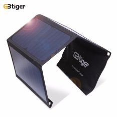 Jual G Btiger 21 W Dual Usb Portable Tenaga Solar Charger Panel Daya Darurat Tahan Air Folding Casing Intl Branded Original
