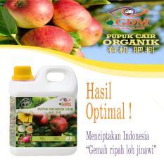 Harga Gdm Pupuk Organik Cair Khusus Tanaman Buah Ukuran 1 Liter Branded