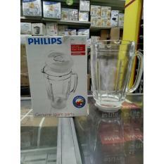 Gelas Blender Philips Hr2958 Kaca 2115/2116 - 3S5nyl