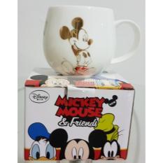 Disney Mickey Mouse Slim Glass Mug 320 ml Biru. IDR 72,000 IDR72000. View Detail