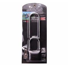 Gembok Alarm 2 Ring / Panjang 9,5 Cm Dan Pendek 6 Cm