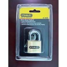 Gembok Kuningan 35mm, solid brass padlock stanley
