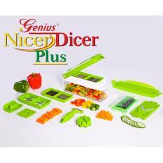 Review Genius Nicer Dicer Plus Set Original Indonesia