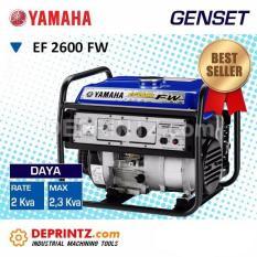 Genset YAMAHA 2300 Watt -EF 2600 FW