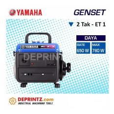 Genset YAMAHA 780 Watt -ET 1