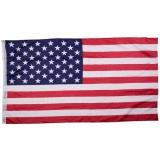 Harga Getek American Flag 3 X5 Ft Usa Us U S Sewn Stripes Embroidered Stars Brass Grommets Intl Branded