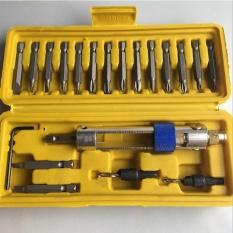 Beli Getek Hot Kit Of Half Time Drill High Speed 20Bits Drill Driver Screwdriver Head Tools Intl Terbaru