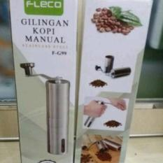 GILINGAN KOPI MANUAL / COFFEE BEAN HAND GRINDER MAKER
