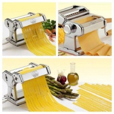 Gilingan Mie Manual Stainless / Pasta Maker Stainless / Mesin Pembuat Mie