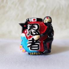 Gloria Bellucci - Magnet kulkas souvenir jepang japan ninja