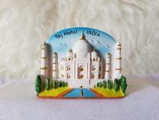 Gloria Bellucci - Magnet Kulkas Taj Mahal India