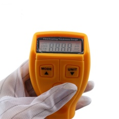 GM200 Merek Digital Mini Film Thickness Gauge Automotive Lapisan   Ultrasonic Cat Besi Thickness Gauge Meter Lebar Alat Ukur-   Intl