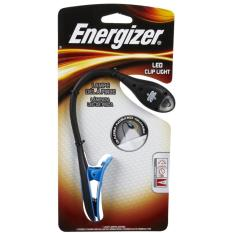 Gogo Grosir Energizer Flexible Book Lite BKFN2BU + Batteries - Lampu Buku - Hitam