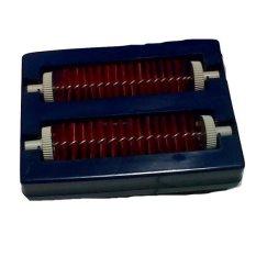 Gokea Super Magic Brush - Sikat Serbaguna 2 Roll - Sikat Karpet, Sofa - Biru