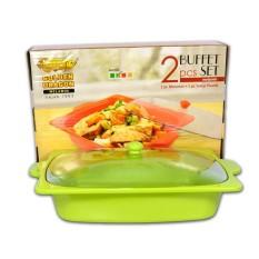 Golden Dragon Bursa Dapur Buffet Set Single - 1 Pcs