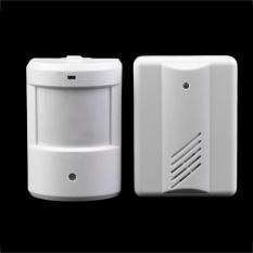 BAIK Patroli Jalan Raya Garasi Inframerah Bel Pintu Nirkabel Sistem Alarm Sensor Gerak-Intl