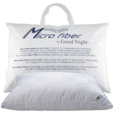 Beli Good Night Microfiber Bantal Firm Yang Bagus