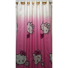 Toko Gordyn Karakter Hello Kitty Bo Smokering Pink Lengkap