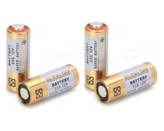 Toko Gp Batteries Alkaline A23 23Ae 12V Baterai Mobil 5Pcs Gp Batteries Dki Jakarta