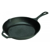 Beli Gpl Lodge Lcs3 Cast Iron Chefs Skillet Pre Seasoned 10 Inch Ship From Usa Intl Lodge