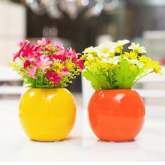 Beli Gracefulvara 1 Buket 21 Kepala Bikinan Mawar Daun Bunga Sutra Pesta Dekorasi Pernikahan Rumah Berwarna Merah Muda Pakai Kartu Kredit