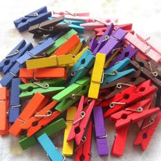 Gracefulvara 100 Buah Mini Colorful Pakaian Kayu Pasak Jepitanku Kerajinan Kertas Tergantung dengan Tempat dan Masing-masing Toko Yang Menjualnya. Semoga Bermanfaat dan Terima Kasih Kategori Klip