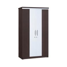 Obral Graver Furniture Lemari Pakaian 2 Pintu Lp 2695 Murah