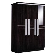 Graver Furniture Lemari Pakaian 3 Pintu LP 8298