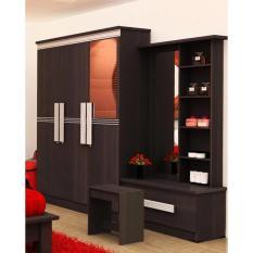 Graver Furniture Lemari Pakaian dan Meja Rias