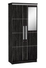Harga Graver Furniture Lemari Pakaian Murah Lp 8796 Dengan Cermin Graver Furniture Online