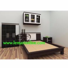 Beli Graver Furniture Lemari Pakaian Ranjang Nakas Rak Gantung Bedroom Set Paket Promo Cicilan