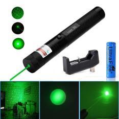 green laser pointer 303 / green laser lampu led / green laser murah