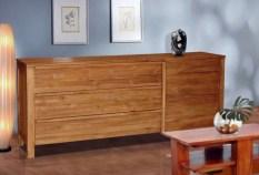 Harga Green Wall Danielle Sideboard With 1 Pintu 3 Laci Seken