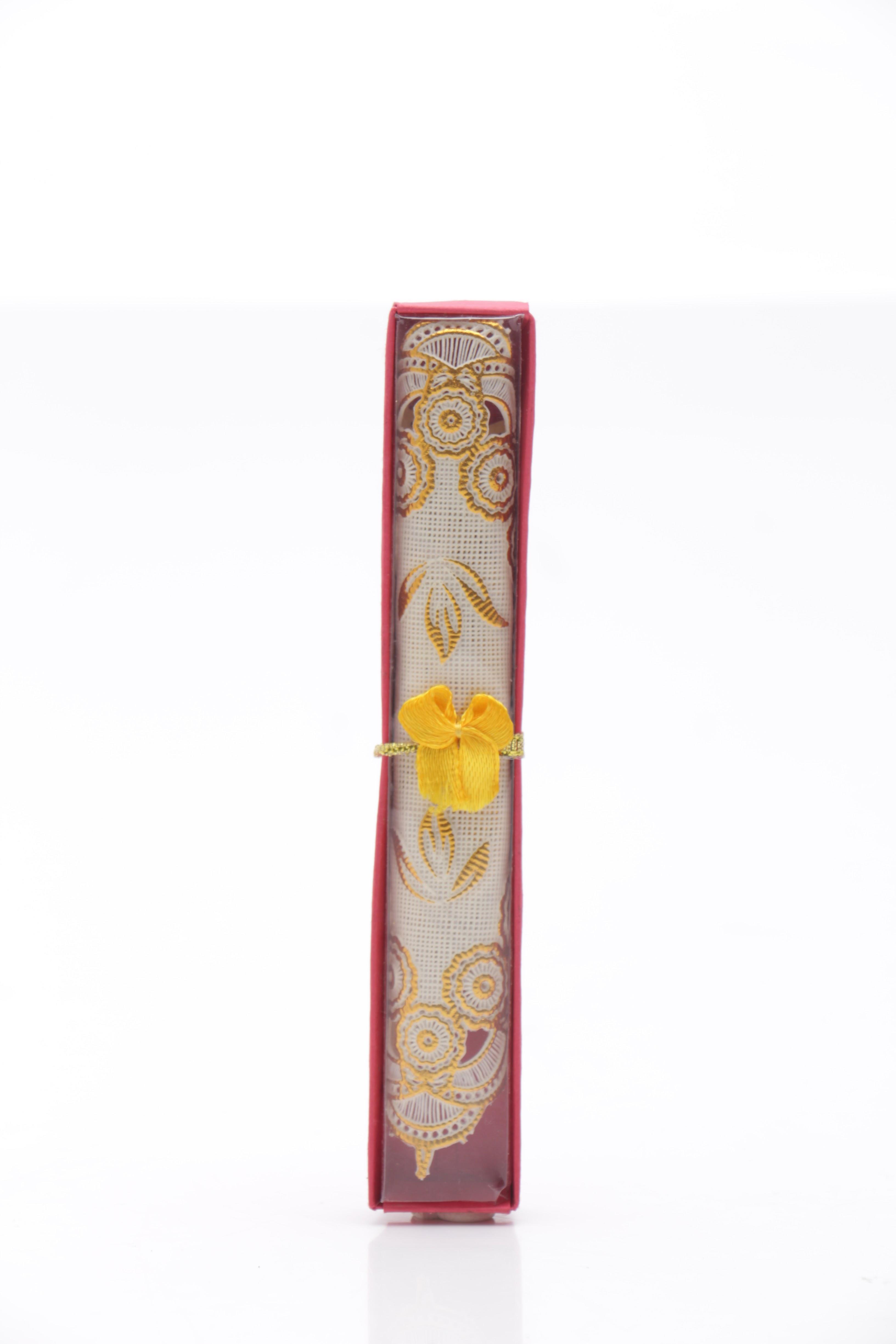 Griyaazza - Souvenir Pernikahan Tatakan Gelas Box Isi 100 - Multi Warna