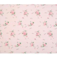 Grosir Station - Alas Taplak Serbaguna 3m Anti Air Untuk Rak/ Laci/ Meja - Pad Drawer - Rose Flower