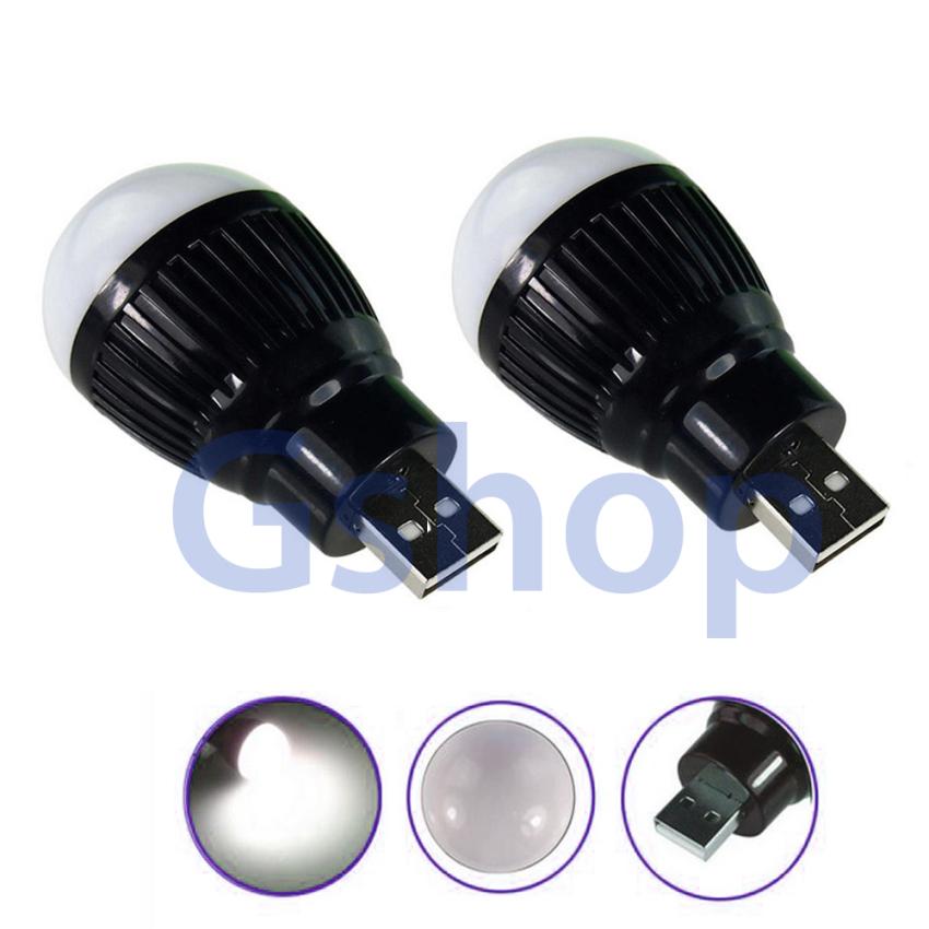 Gshop 2 Pcs Usb Led Light Bulb - Lampu Usb