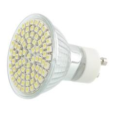 GU10 Titik Toko Kantor Bola Lampu Lampu Sorot 60 LED SMD 50 W Putih Terang-Internasional
