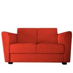 Gudangsofa Sofa Minimalis 3 Seater Strawberry