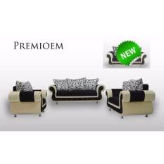 Gudangsofa Sofa Minimalis Modern 321 Premioem