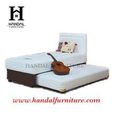 Guhdo Set Kasur Spring Bed 2In1 Standard  HB Prospine 100 X 200