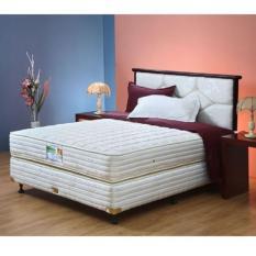 Guhdo Standard uk 160 x 200 cm - Warna Cream - Kasur saja TANPA Divan dan sandaran - Khusus Jadetabek