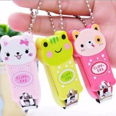Gunting Kuku Lucu / Cute Nail Clipper By Igrosir.