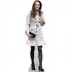 H10011 Kate Middleton Dutchess Cambridge Kardus Potongan Standup-Intl