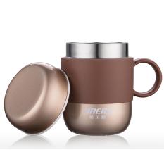 Spesifikasi Haers 280 Ml Permen Warna Thermos Stainless Steel Vacuum Flask Cup Untuk Wanita Kantor Dan Tuan Tuan Lbg 280 11 Champagne Haers