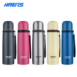 Harga Haers 500 Ml Thermal Cup 18 8 Stainless Steel Kaca Liner Vacuum Flask Tumbler Water Bottle Cup Thermos Silver Haers Ori